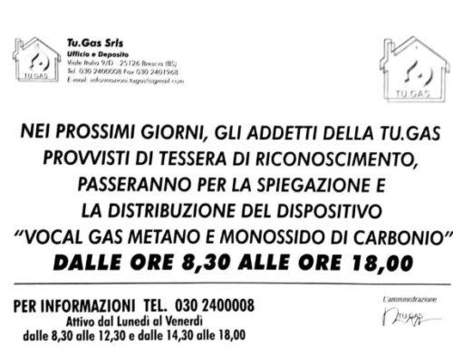 Pagati 897 euro per tre rilevatori del gas del valore di una cinquantina di euro